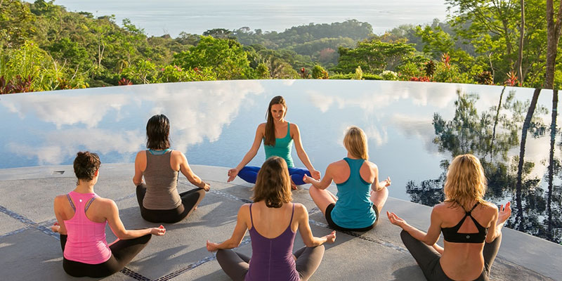 Pilates Retreat Costa Rica